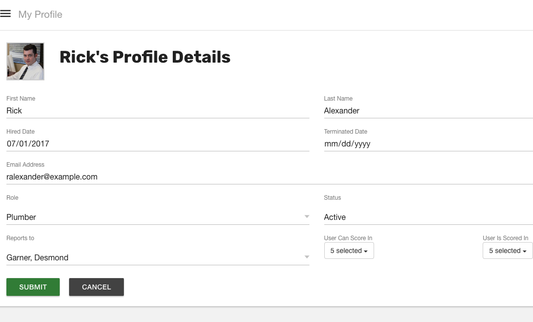 User Profiles: How Manage User Profiles